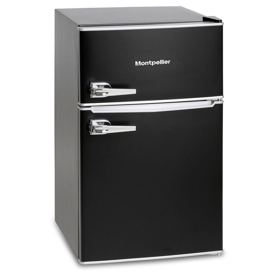 Montpellier Under Counter Retro Fridge Freezer MAB2030K