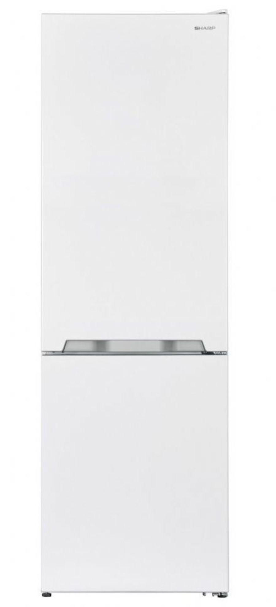 Sharp 'No Frost' Fridge Freezer SJBM324W