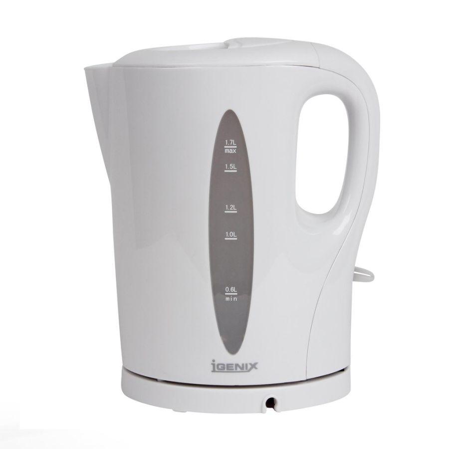 Igenix 1.7 Litre White Kettle IG7270