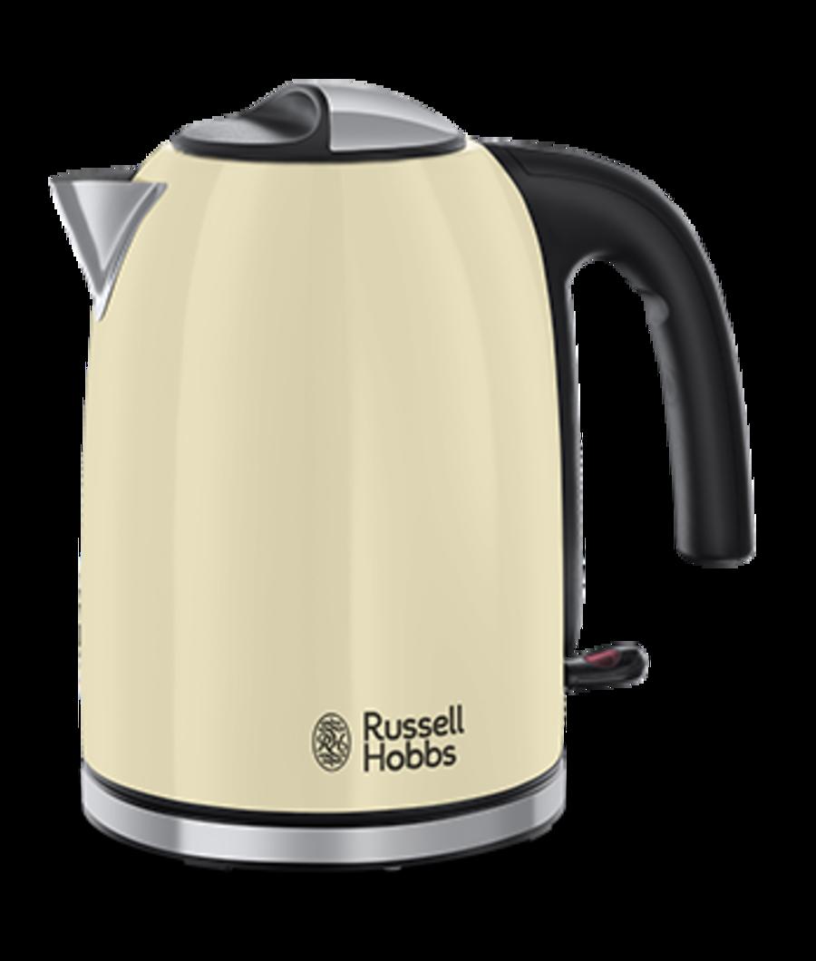 Russell Hobbs 1.7 Litre Cream Jug Kettle 20415