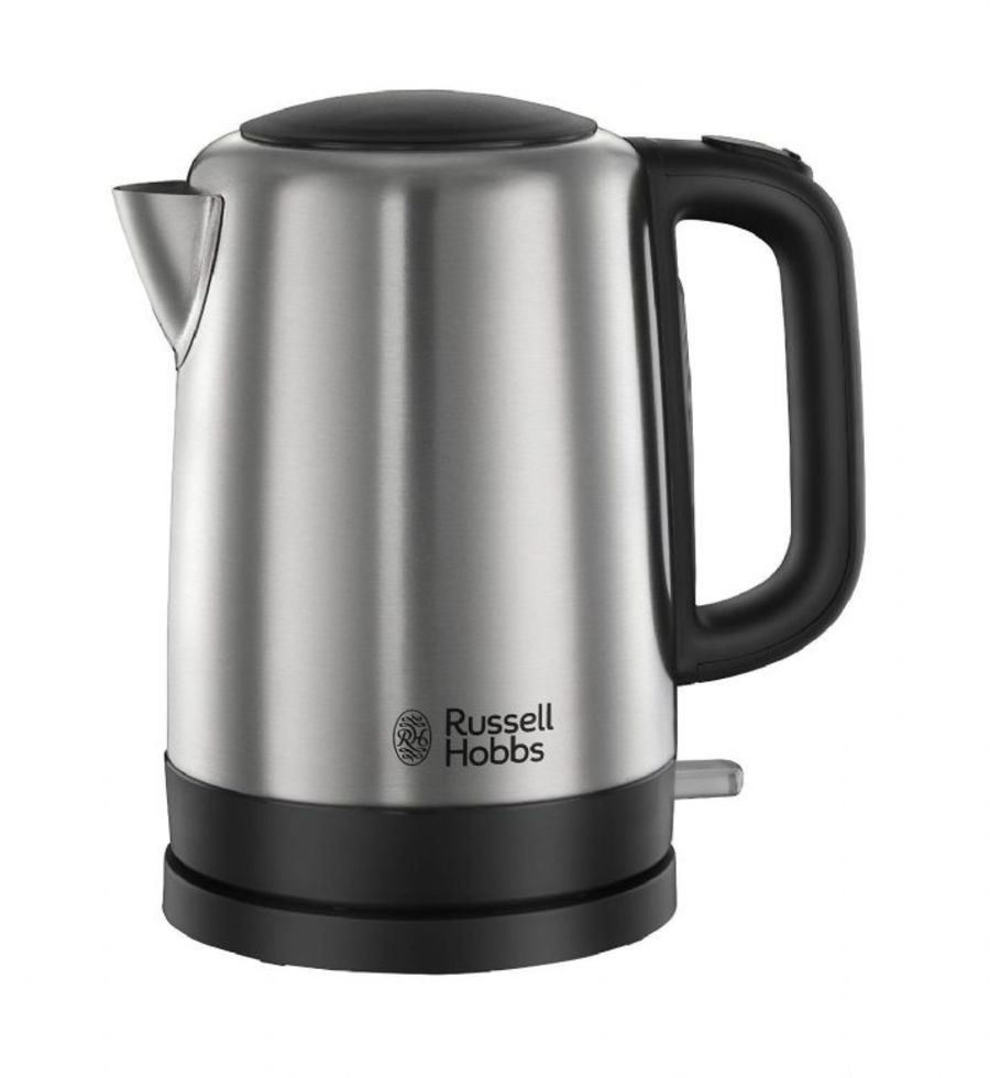 Russell Hobbs 1.7 Litre Brushed Stainless Steel Jug Kettle 20610