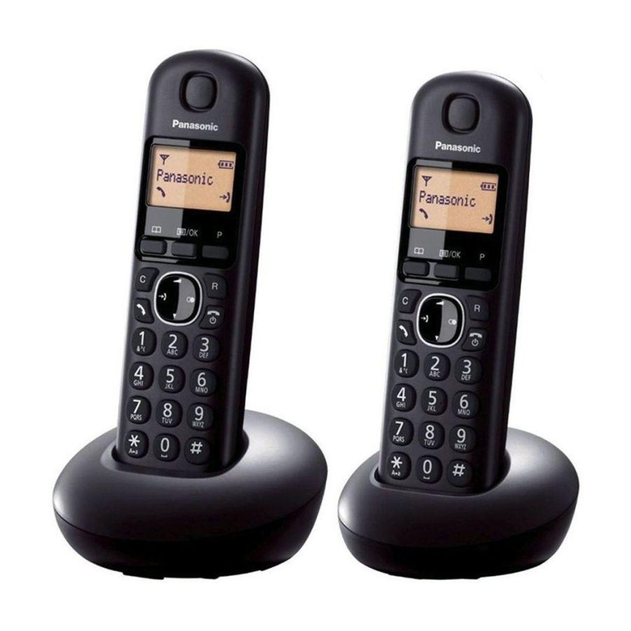 Panasonic Twin Telephone KX-TGB212