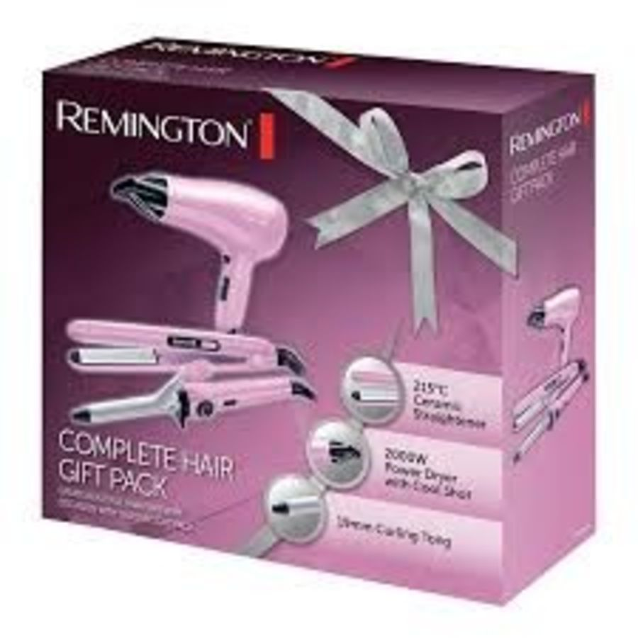 Remington Complete Hair Gift Pack