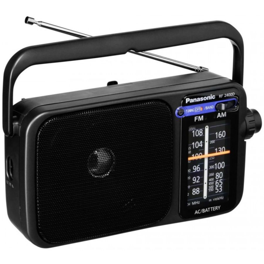 Panasonic FM/AM Radio RF2400D
