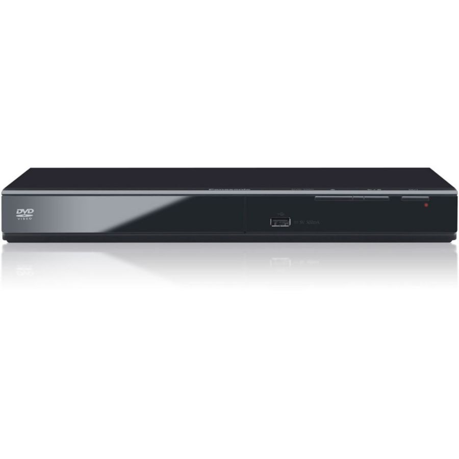 Panasonic DVD Player S500EBK