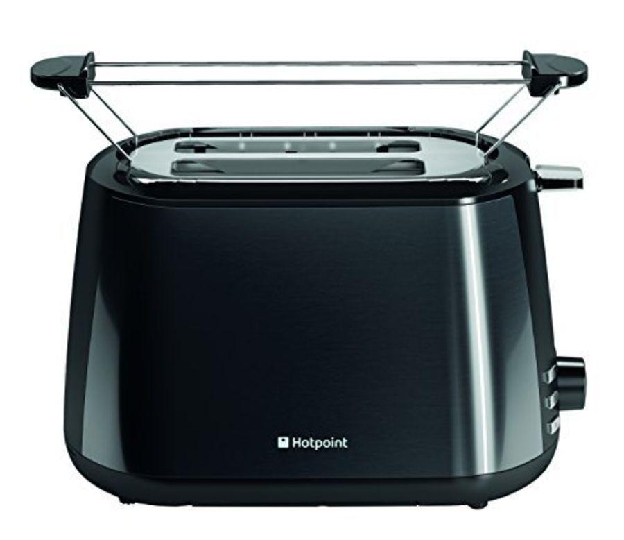 Hotpoint Black Toaster TT22M DBK