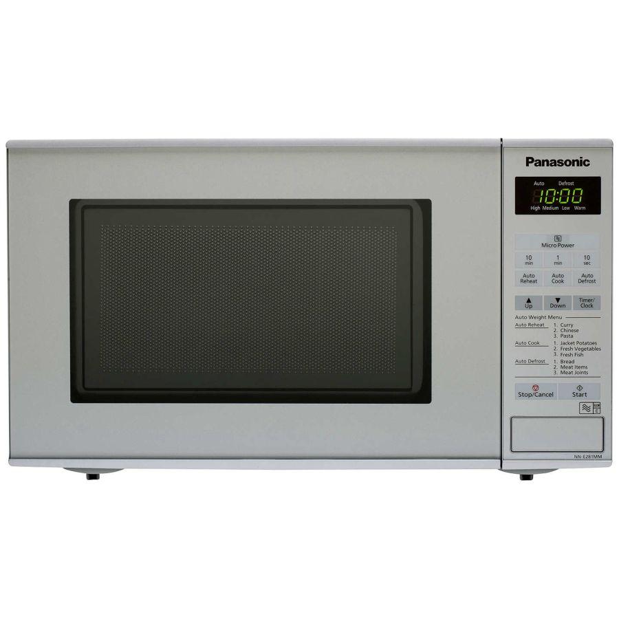 Panasonic Silver Digital Microwave NNE281MMPQ