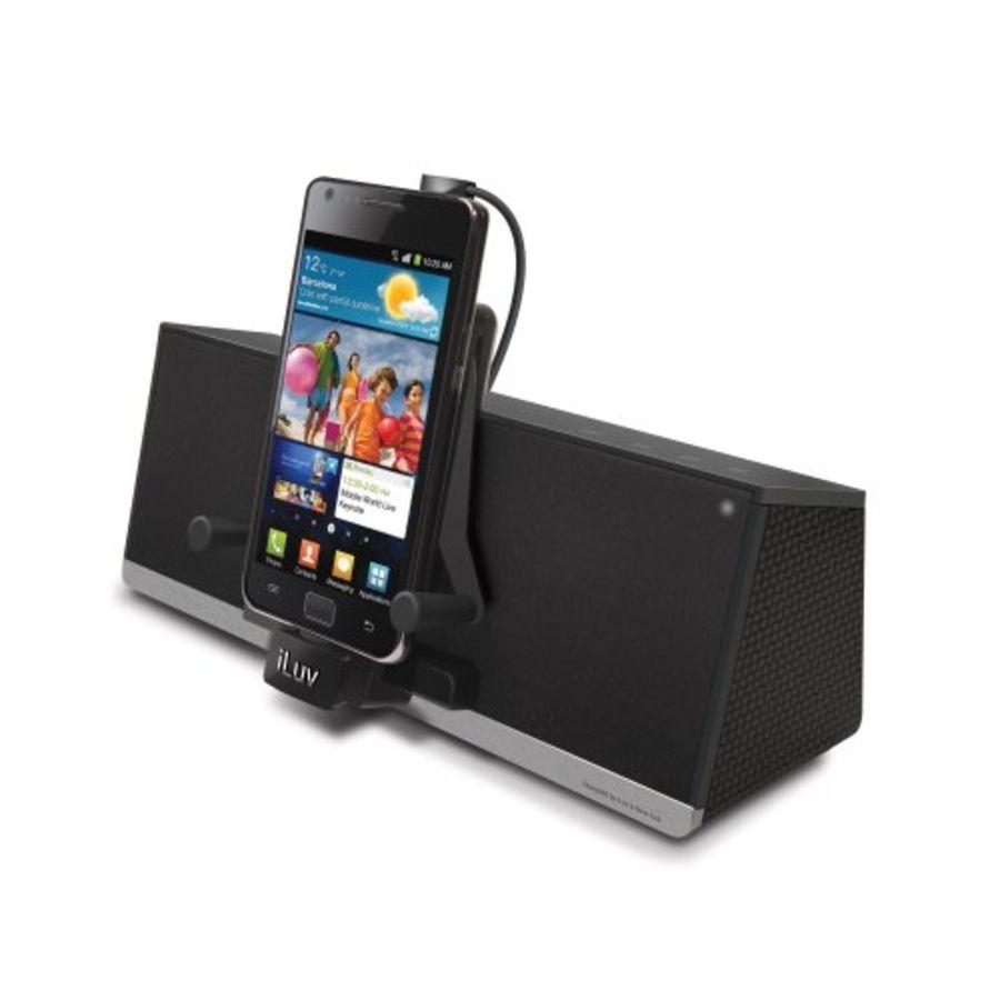 iLuv MobiAir Speaker Dock IMM377BLK