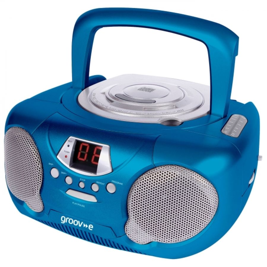 Groove CD Player/Radio GV-PS713