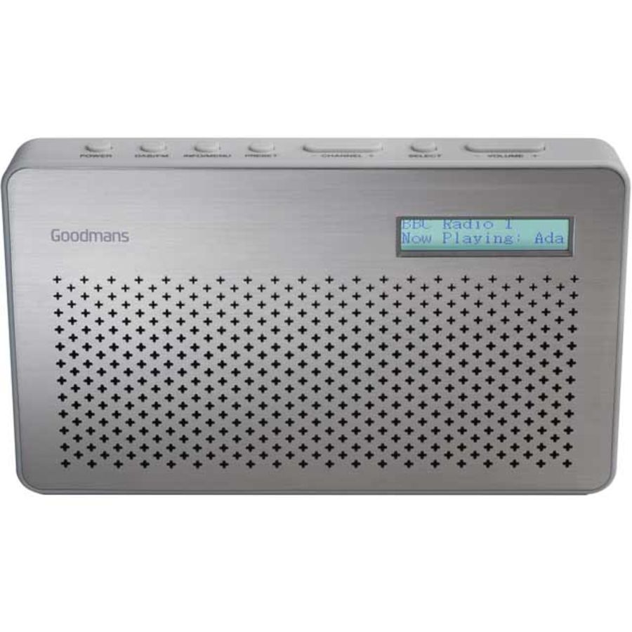 Goodmans DAB Radio (Canvasste)