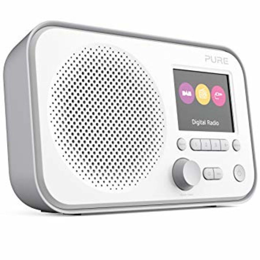 Pure Elan E3 Grey DAB+ and FM Radio