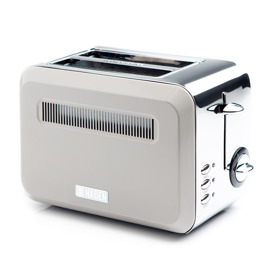Haden 'Cotswold' 2 Slice Toaster in Putty 189707