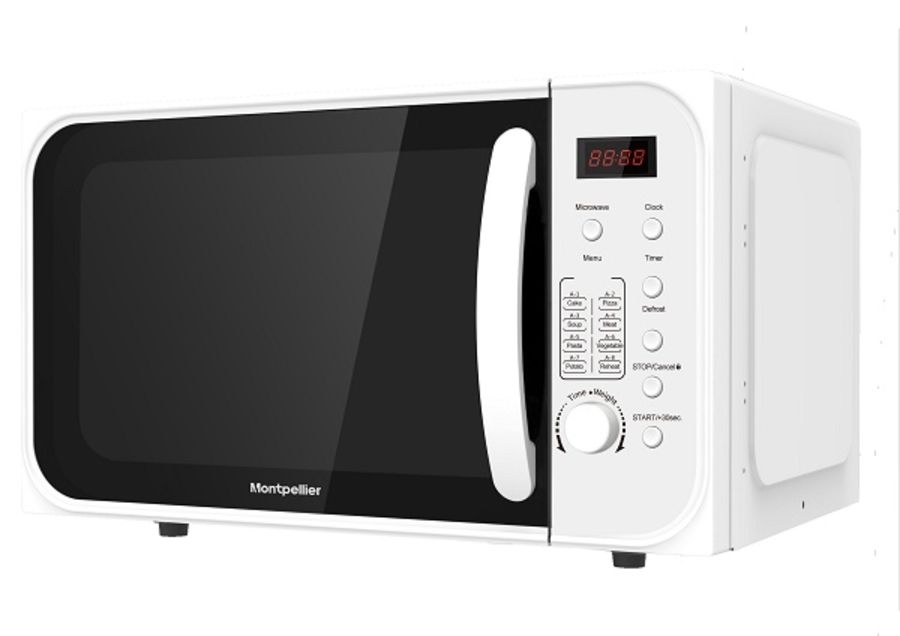 Montpellier 800 Watt Combination Microwave MCM21WSC