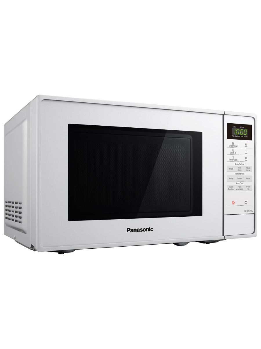 Panasonic 800 Watt, 20 Litre Microwave NN-E27JWM