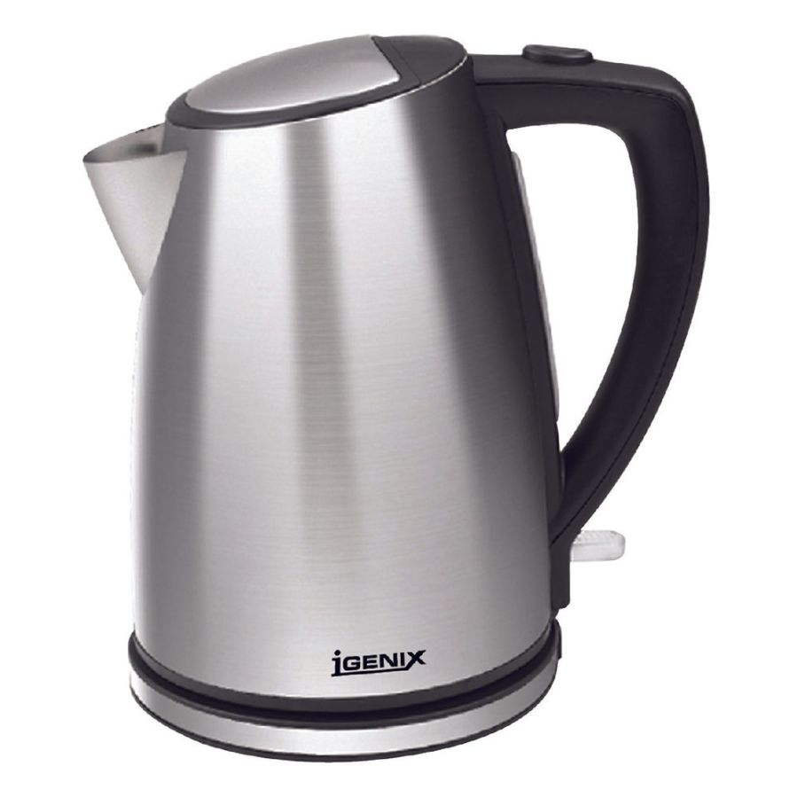 Igenix Brushed Steel Kettle IG7731