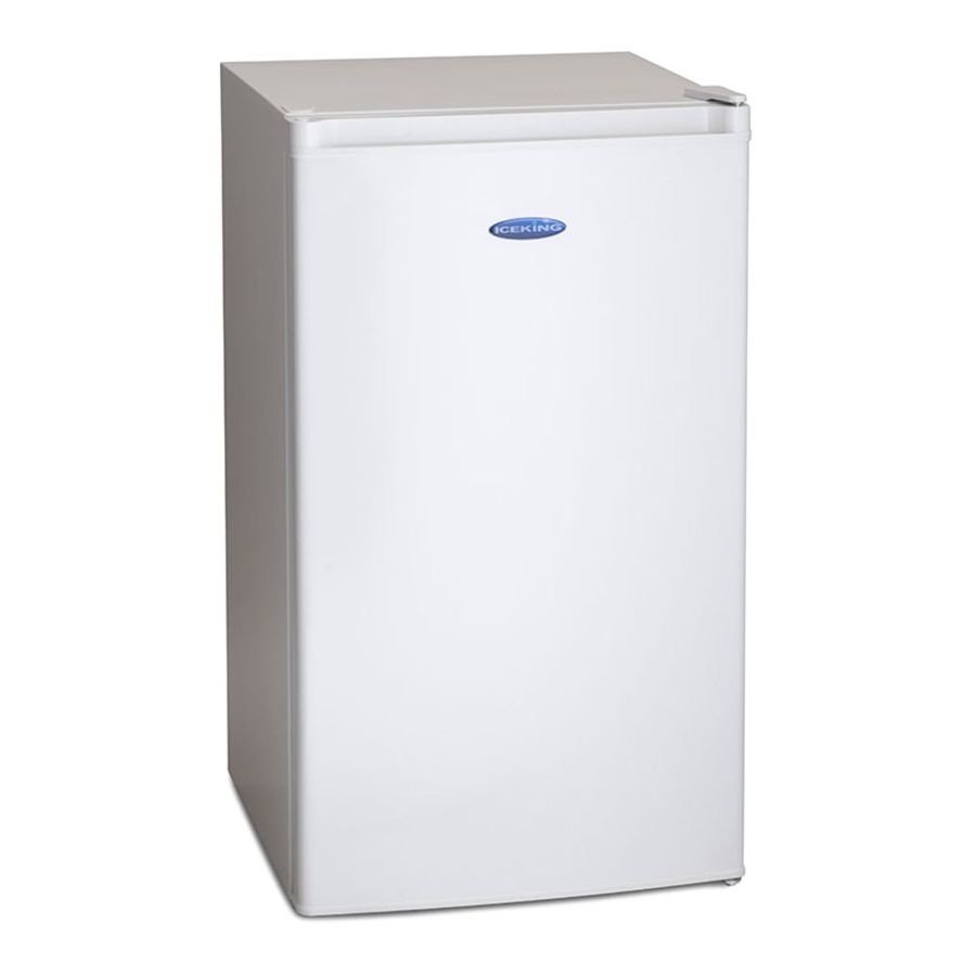 Iceking Under Counter Fridge With Ice Box RK113AP2