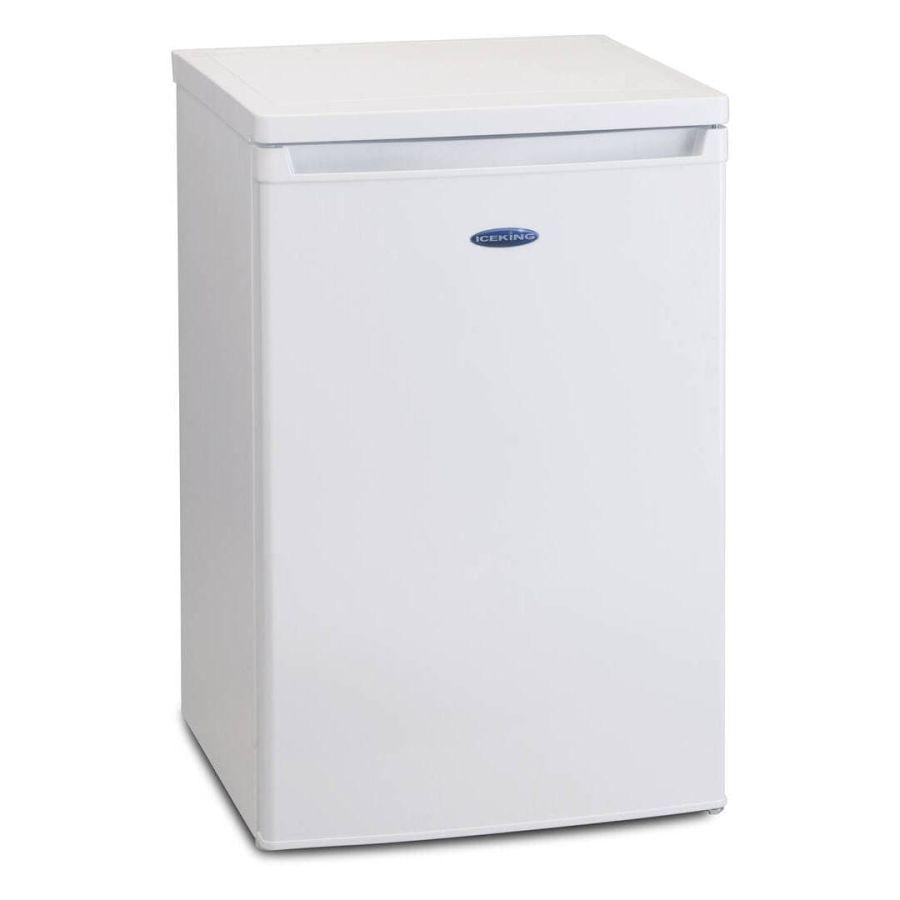 Iceking 55cm Wide White Fridge with 4* Icebox RHK551AP2