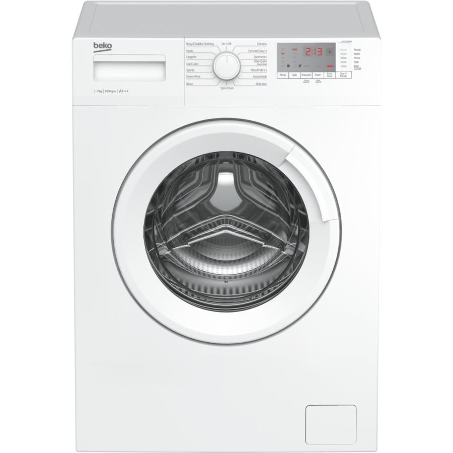 Beko 6kg 1200 Spin Washing Machine WTG620M1W