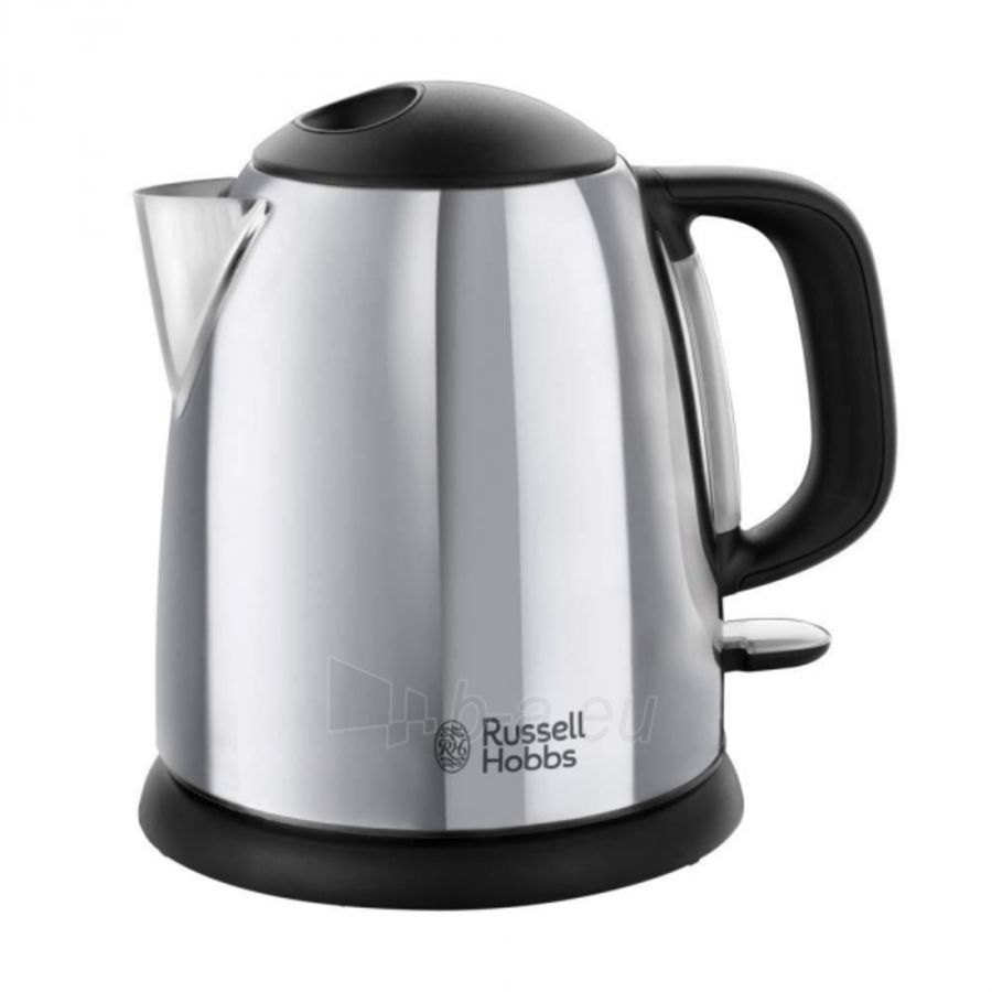 Russell Hobbs Classic Stainless Steel Compact Kettle 24990