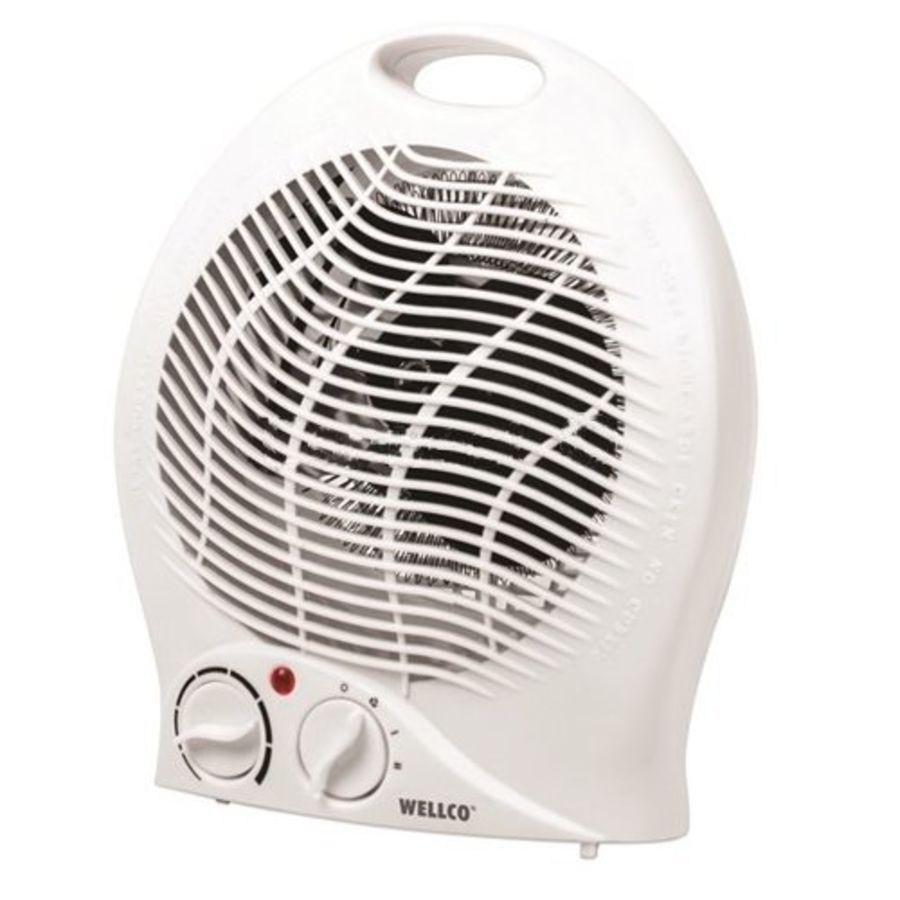 Wellco 2kw Fan Heater WELH005