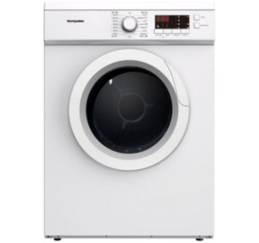 Montpellier White Vented 7kg Sensor Dryer MVSD7W