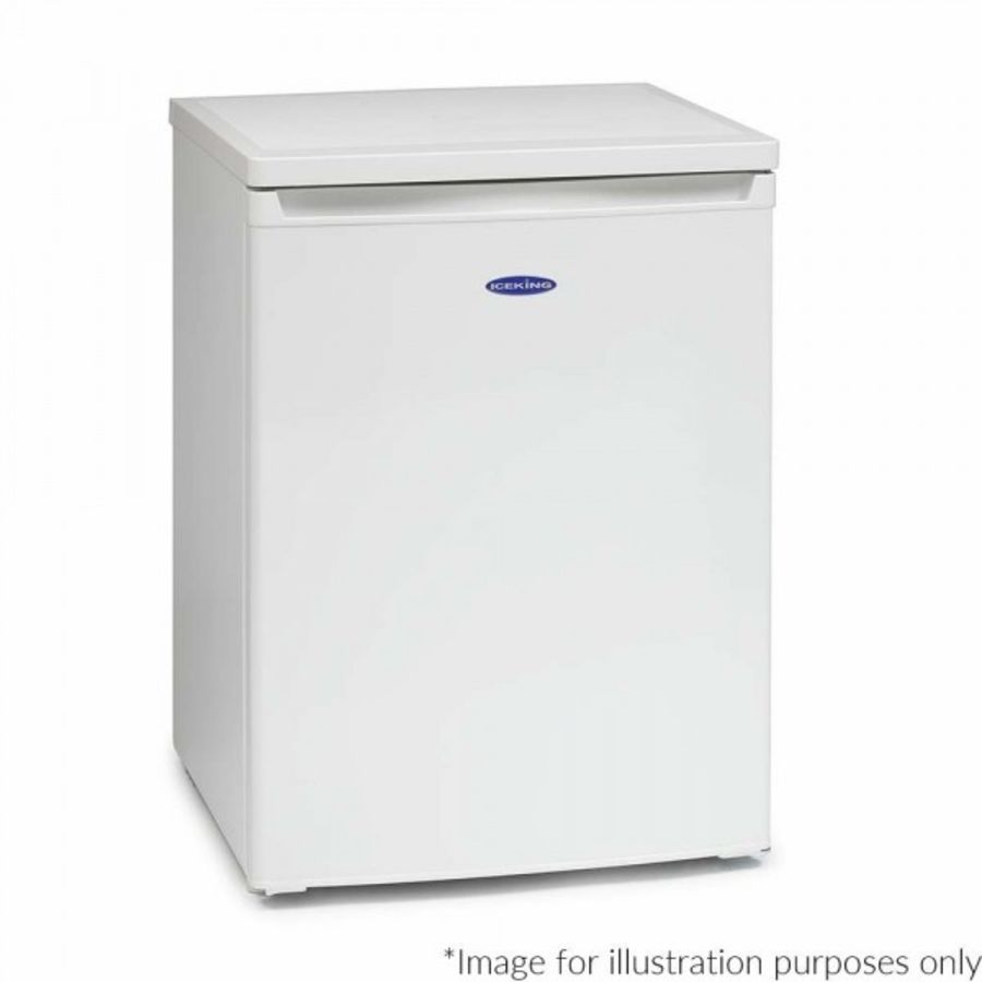 Iceking Under Counter Fridge With Ice Box RK6129W