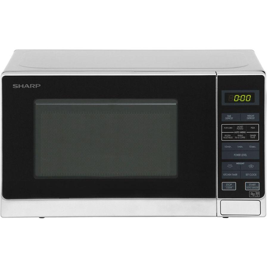 Sharp 800 Watt Solo Microwave R272SLM