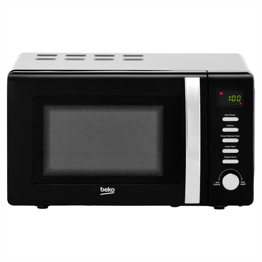 Beko 800 Watt Solo Microwave MOC20200B