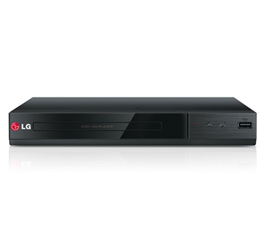LG Slimline DVD Player DP132