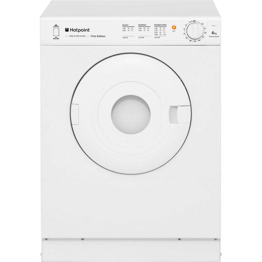 Hotpoint 4kg Vented Dryer V4D01P