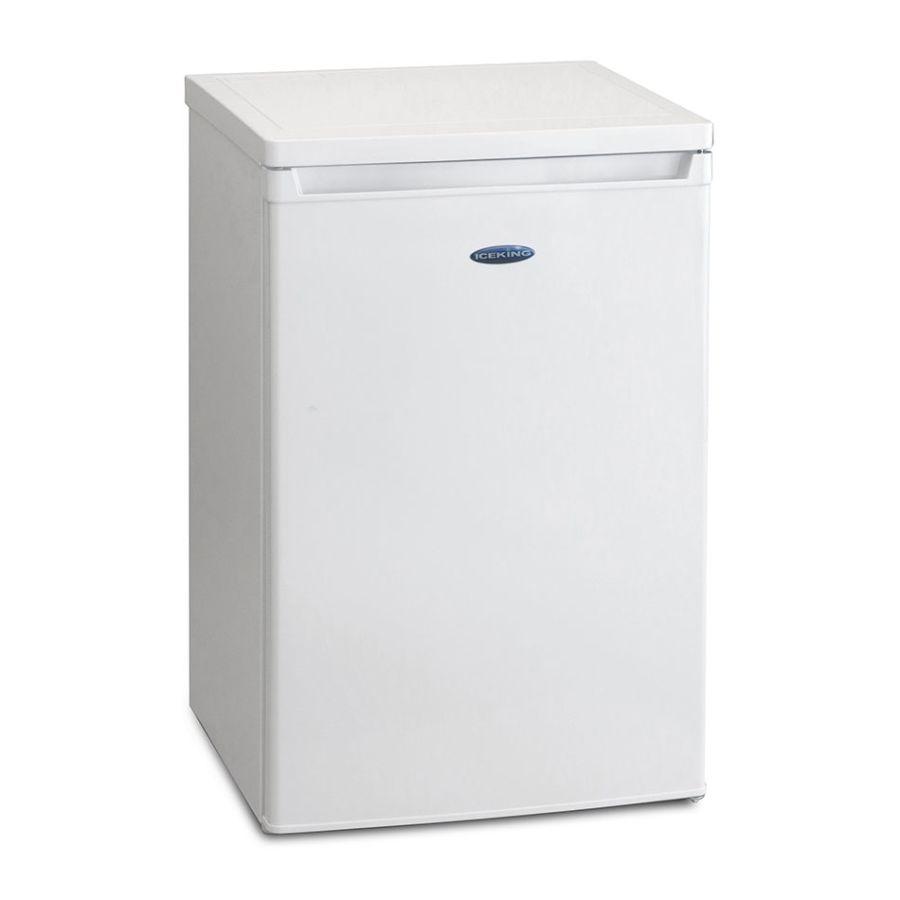 Iceking White Under Counter Freezer RHZ552AP2
