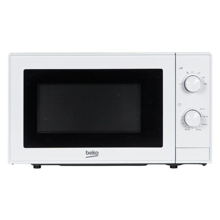 Beko 700 W, 20 Ltr White Microwave MOC20100W