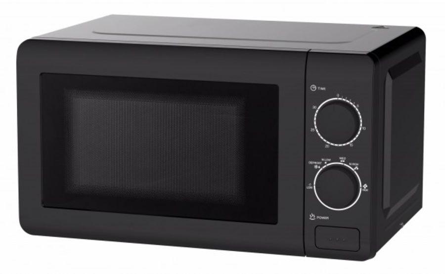 Daewoo Black 20 Ltr 700 Watt Microwave KOR6M17BLK