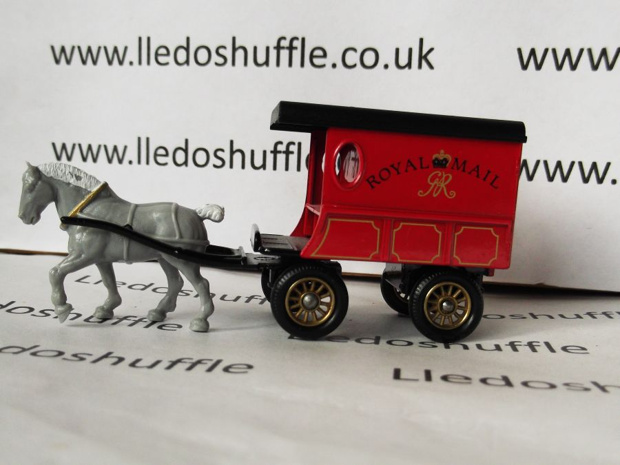 DG03013, Horse Drawn Delivery Van, Royal Mail Commemorative Collection