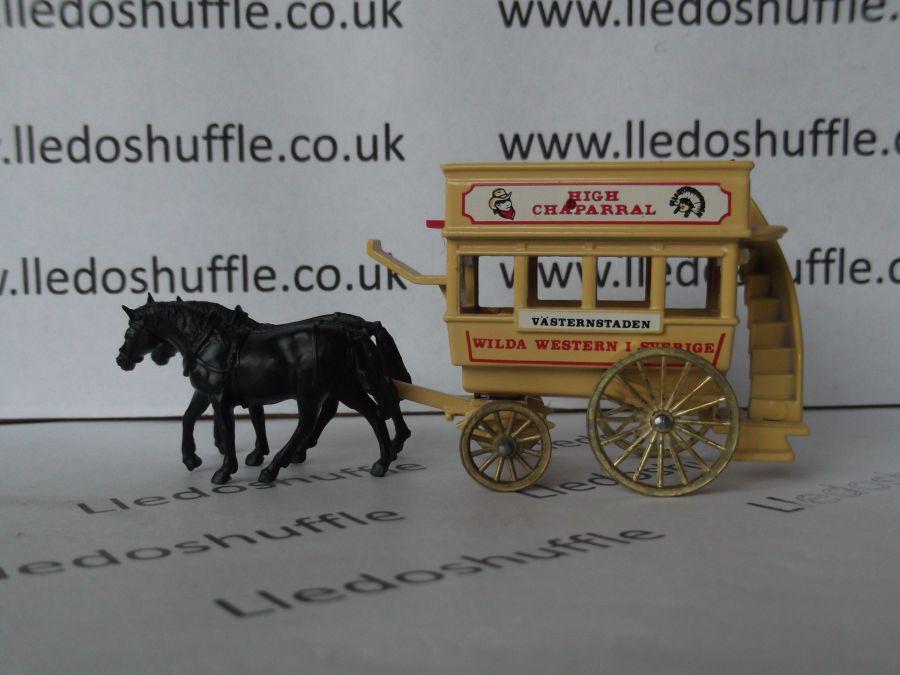 DG04007, Horse Drawn Omnibus, High Chaparral