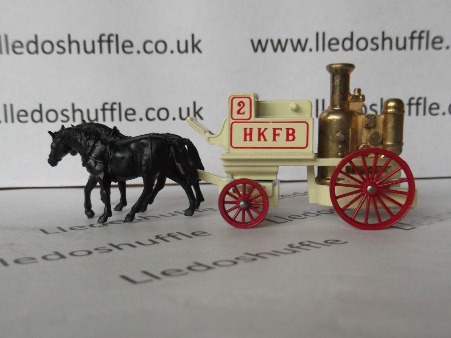 DG05003b, Shand Mason Horse Drawn Fire Engine, (Hong Kong) HKFB