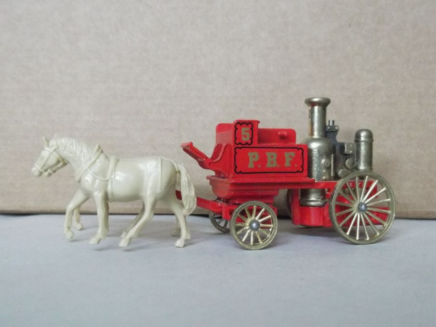DG05006, Shand Mason Horse Drawn Fire Engine, Philadelphia (PBF)
