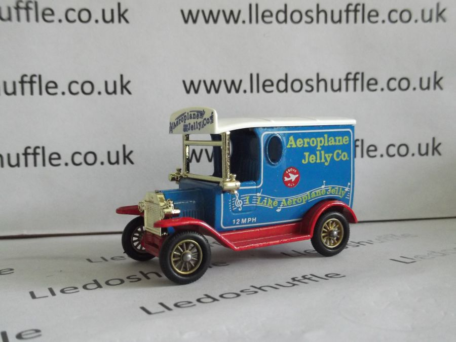 DG06004, Model T Ford Van, Aeroplane Jelly Co., Certificated, ABA