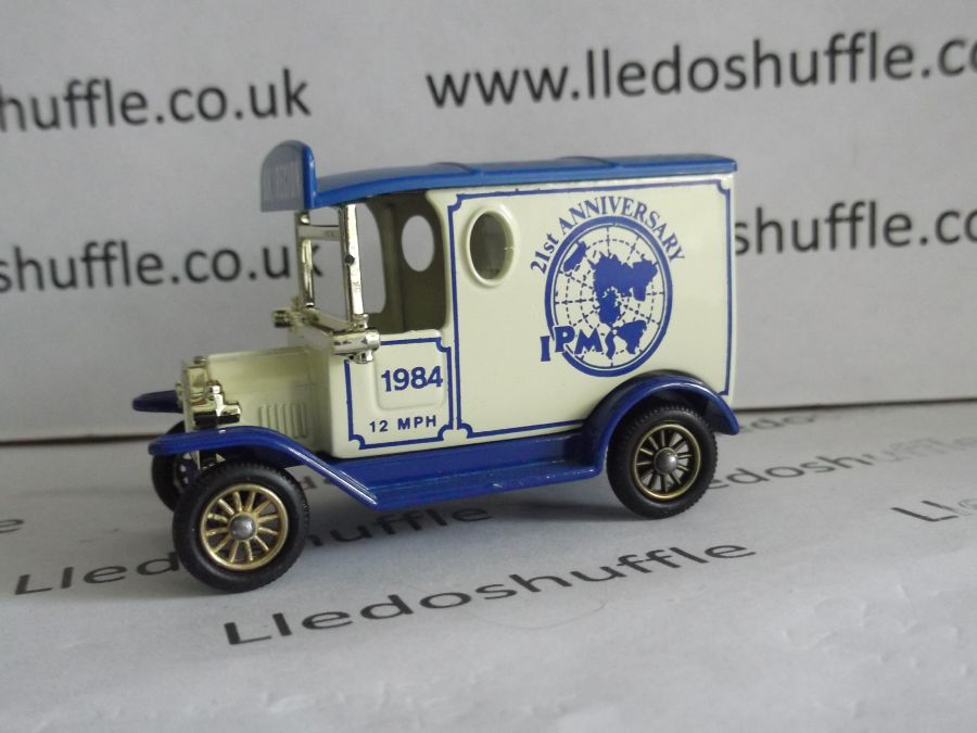 DG06008, Model T Ford Van, IPMS 21st Anniversary, ABA
