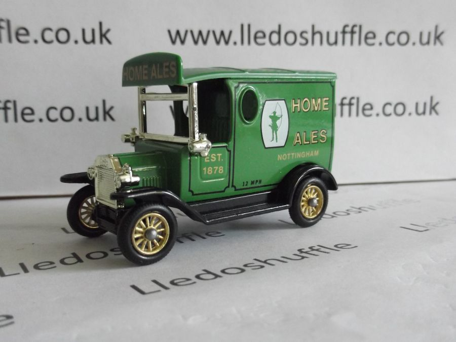 DG06019, Model T Ford Van, Home Ales