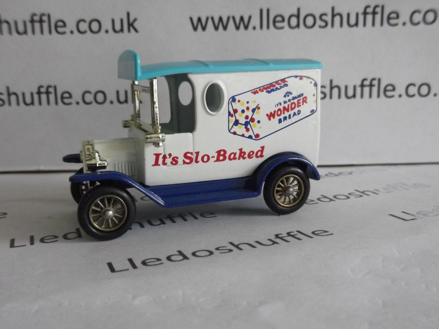 DG06022, Model T Ford Van, Wonder Bread