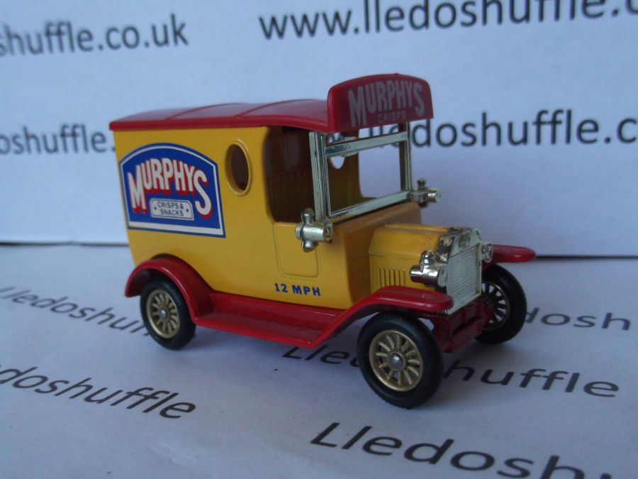 DG06037, Model T Ford Van, Murphys Crisps