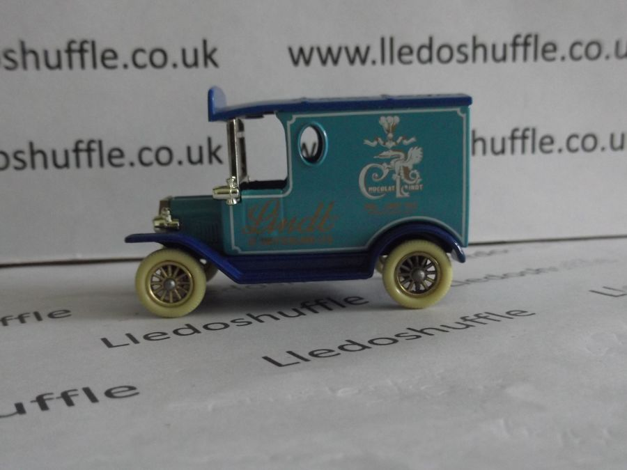 DG06040a, Model T Ford Van, Lindt of Switzerland