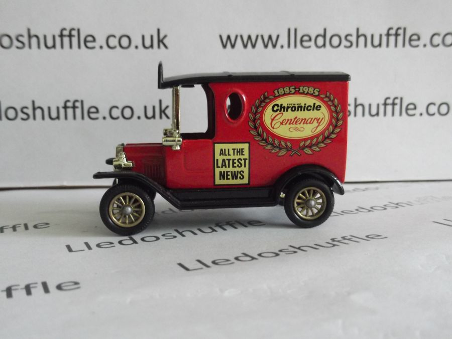 DG06041, Model T Ford Van, Evening Chronicle Centenary