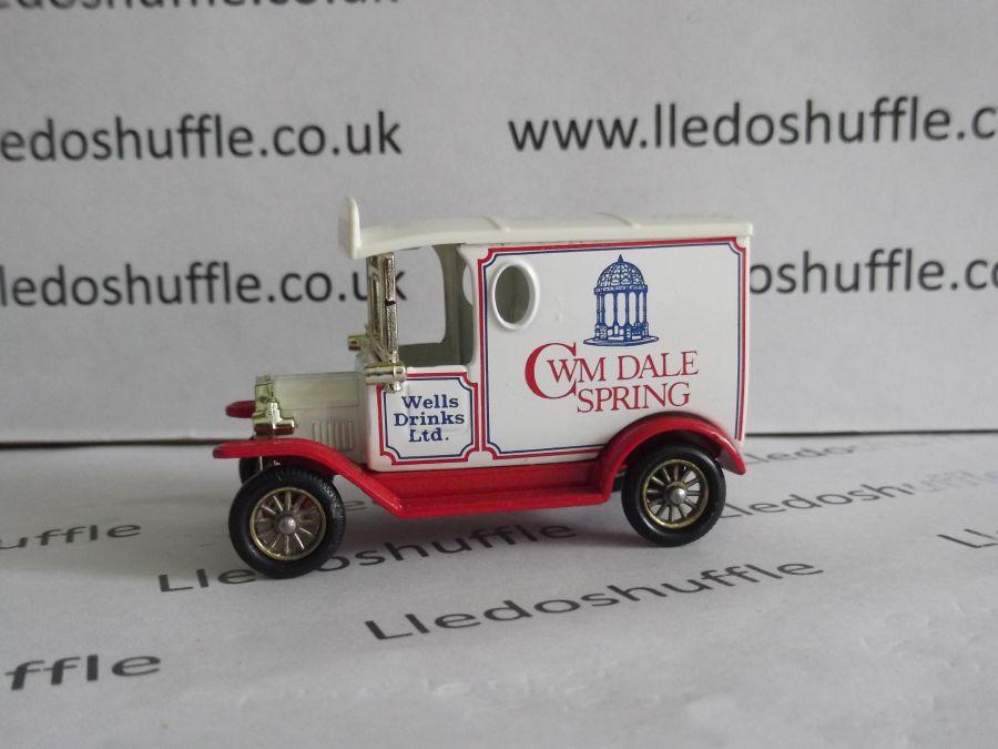 DG06042b, Model T Ford Van, Cwm Dale Spring, ACA