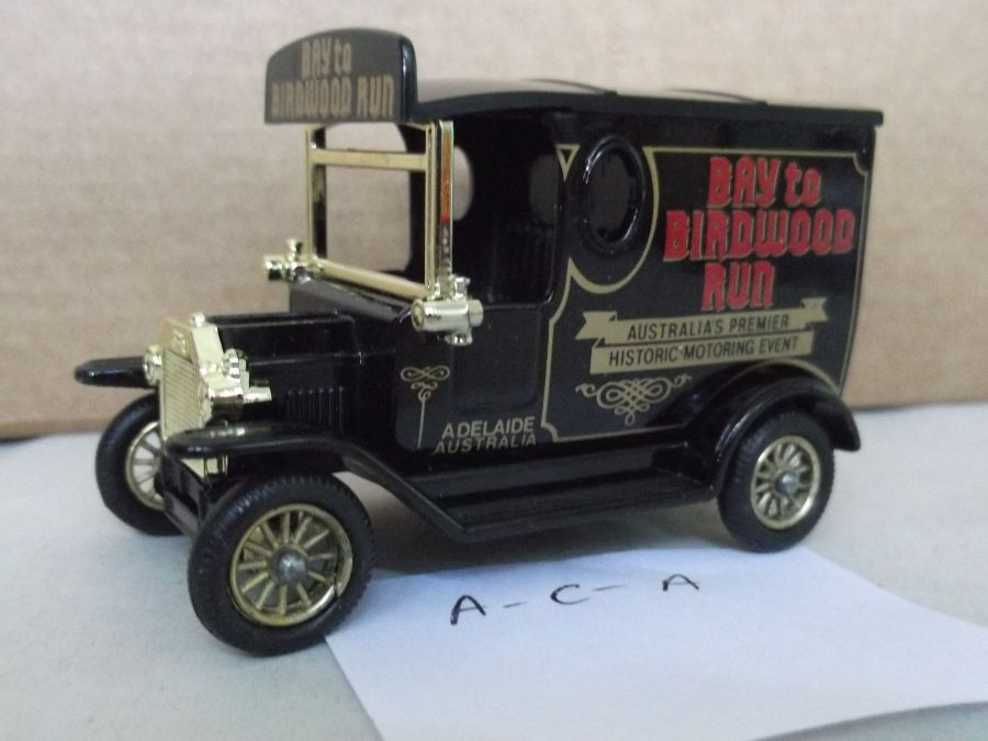 DG06048, Model T Ford Van, Bay to Birdwood Run