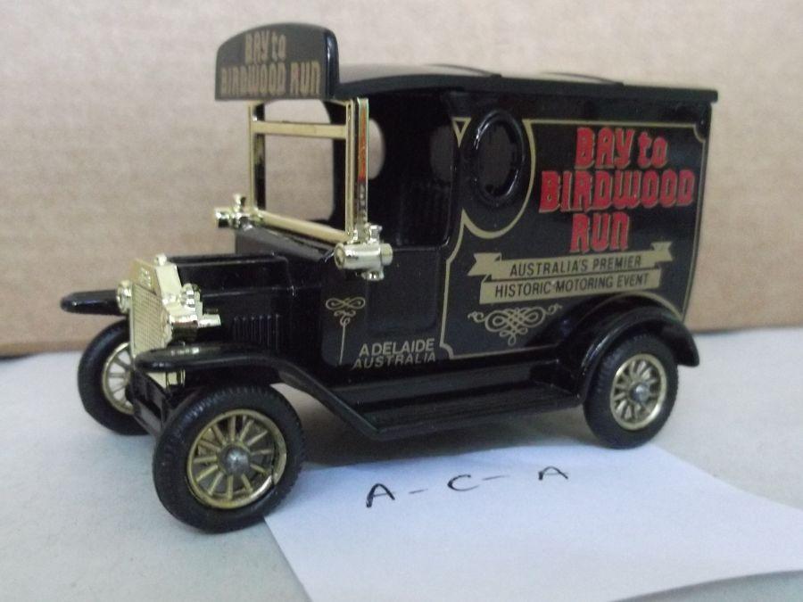 DG06048, Model T Ford Van, Bay to Birdwood Run, ACA