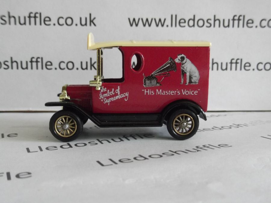 DG06071, Model T Ford Van, His Masters Voice