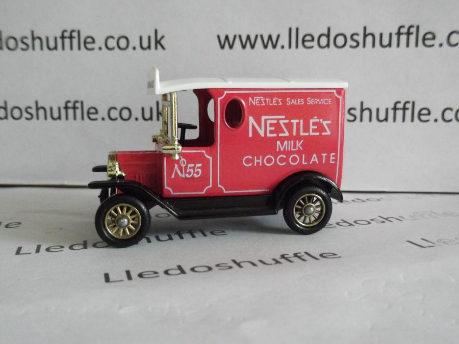 DG06092, Model T Ford Van, Nestles Milk Chocolate, CFC