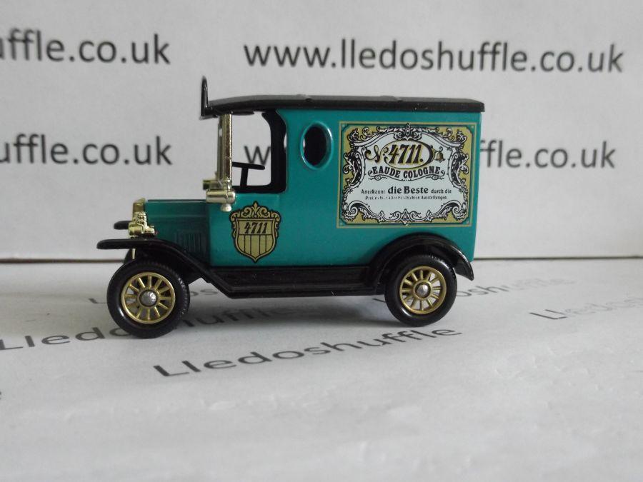 DG06095, Model T Ford Van, 4711 Eau de Cologne, CFC
